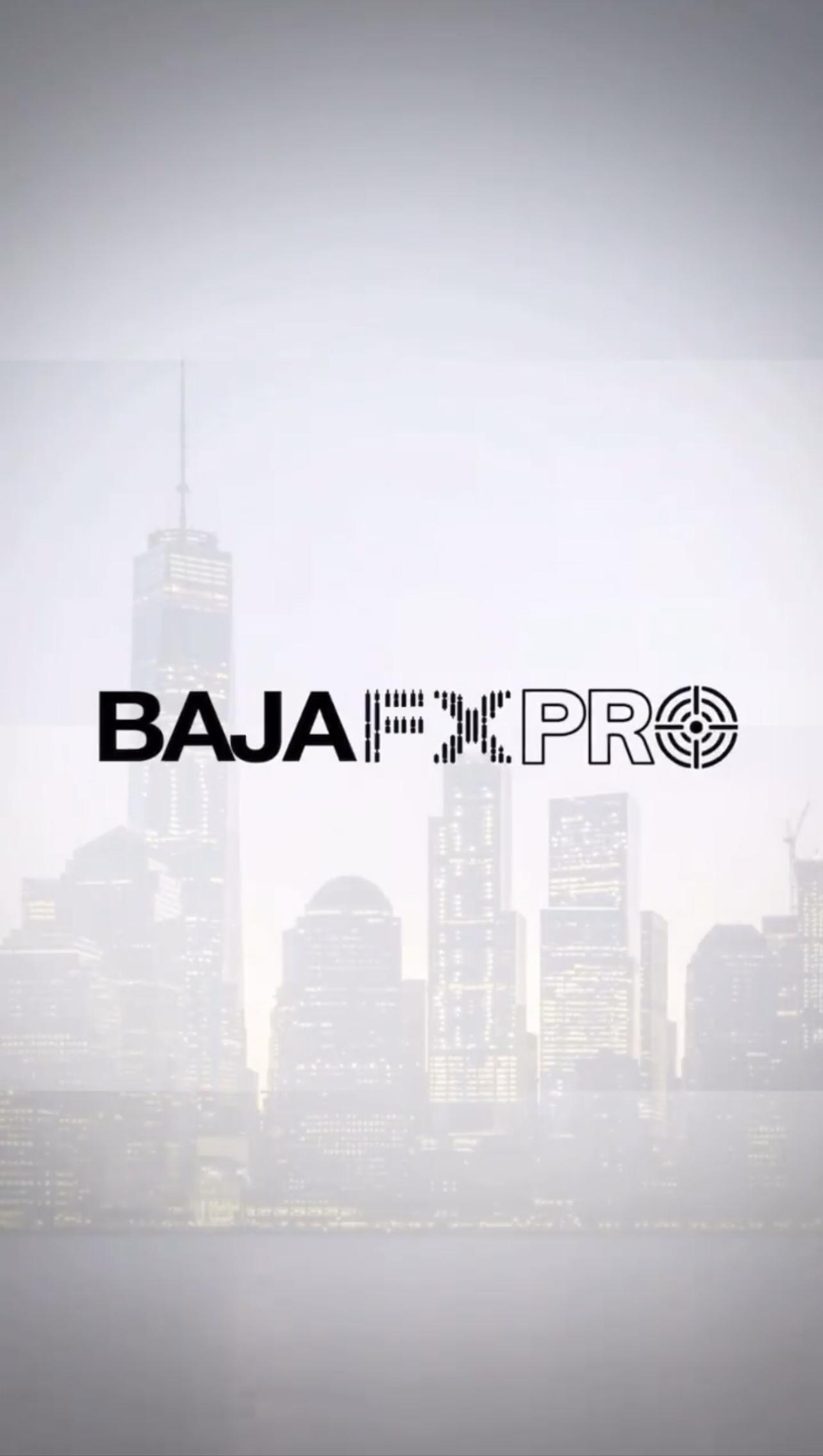 BajaFX PRO Online en Vivo + Academia